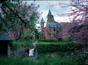 SR 87 COLLONGES LA ROUGE (France)